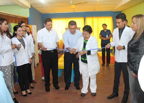 Inauguración ludoteca