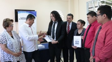 BOLETIN 114 ISRI RECIBE SOFTWARE INCLUSIVO
