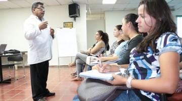 CRIOR REALIZA CAPACITACION DE ESTUDIANTES UNIVERSITARIOS