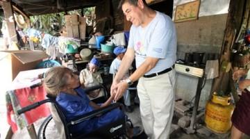 67 ISRI REALIZA ENTREGA DE AYUDAS TECNICAS A FAMILIAS EN CHILTIUPAN