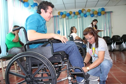 71 CRIOR BENEFICIO A PCD CON SILLAS DE RUEDAS
