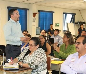 63 INTERCAMBIO DE EXPERIENCIA EN MATERIA DE REH ENTRE CHILE-EL SALVADOR