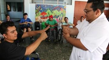 25 ISRI FOMENTA ENTRE SUS USUARIOS CORRECTO LAVADO DE MANOS