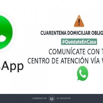 COMUNICATE CON TU CENTRO DE ATENCION