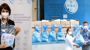 ISRI RECIBE DONATIVO DE GOBERNACION