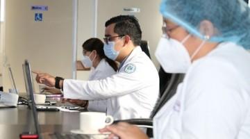 ISRI REALIZA EVALUACION A MEDICOS